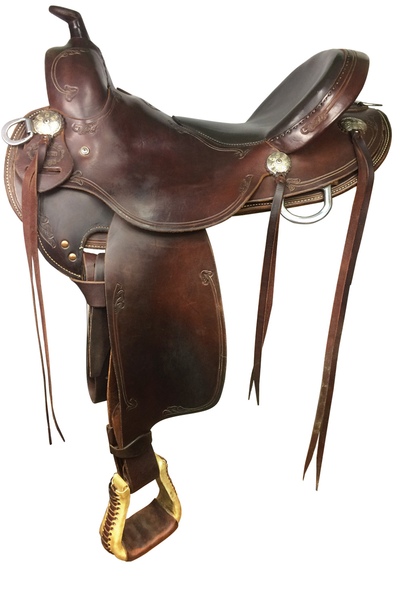 Custom Saddle by KENNER-STORE